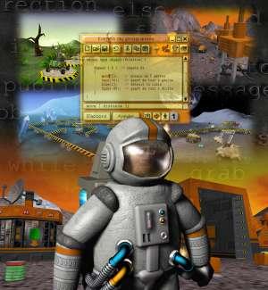 Колобот / Colobot (2001) PC
